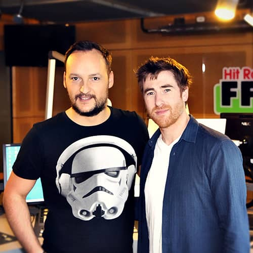 UK-Superstar Jamie Lawson, Stormtrooper & Felix